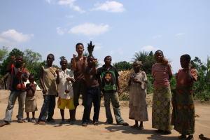 世界一周旅行記 ウガンダ