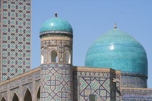 世界一周旅行記 ウズベキスタン