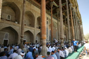 世界一周旅行記 トルクメニスタン