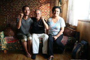 世界一周旅行記 アゼルバイジャン