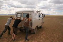 世界一周旅行記 モンゴル